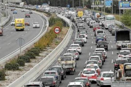 Calls to reduce motorway speed limit