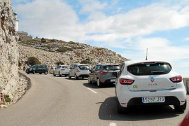 Formentor road traffic restrictions could be extended