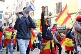 "Palma rally attacks Spanish government ""separatism"""