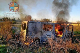 Trial begins of van theft and torching in Son Banya