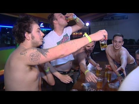 Spain's Magaluf and Ibiza crack down on booze-fuelled tourists