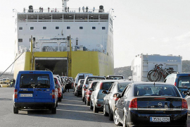 Balearics wanting residents discount for transporting cars