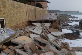 Majorca counts the cost of Storm Gloria