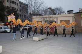Majorca prepares to celebrate the Chinese New Year