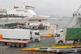 Increase in freight rates already cost Balearic carriers 8 million