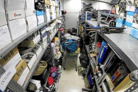 Lack of staff leads to the closure of Palma lost property office