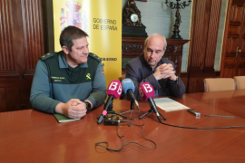 Prime minister in row over use of the Guardia Civil helicopter