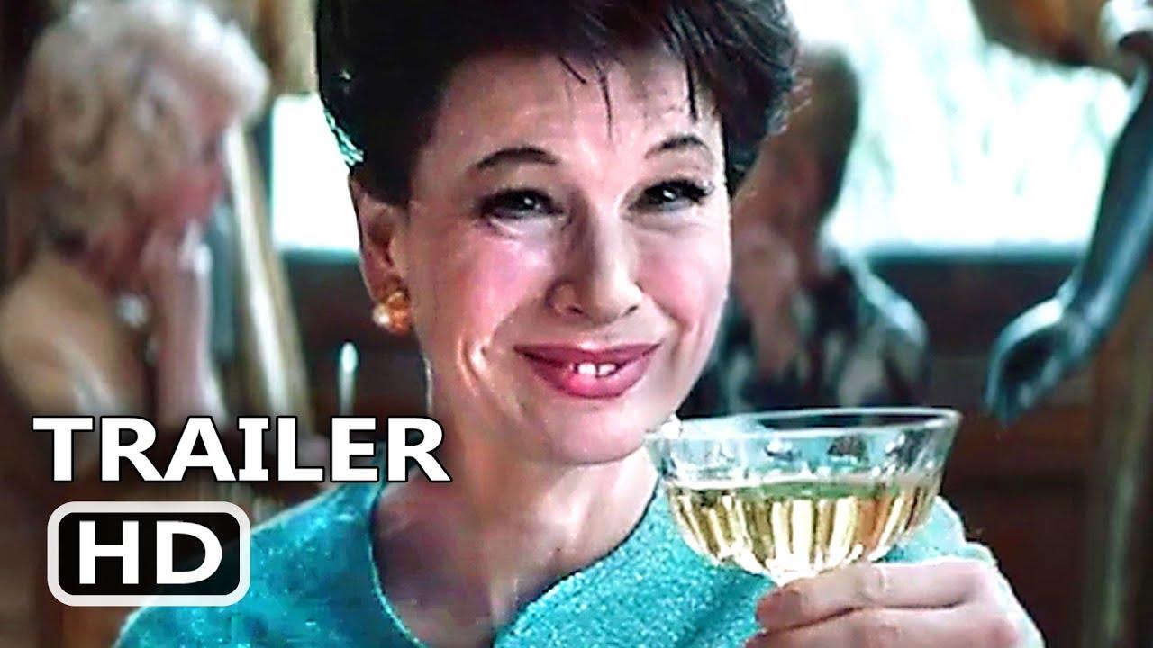 JUDY Official Trailer (2019) Renée Zellweger, Judy Garland Movie HD