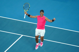 Nadal turns his focus to Thiem at Open