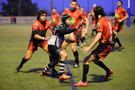 Rugby Day in Inca