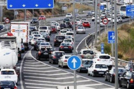 Palma is one of the most congested cities In Spain