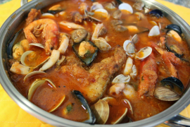 The secrets in two fish stews
