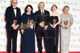 Four BAFTA winning films are at the cinema in English