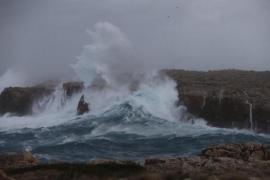 Balearic weather warning