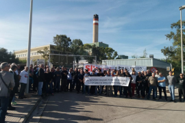 Power station partial closure provokes job losses