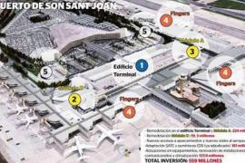 Palma airport row