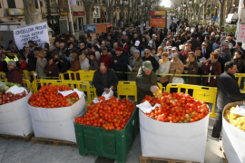 Rally to promote consumption of Majorcan produce
