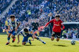 Mallorca now joint bottom of La Liga