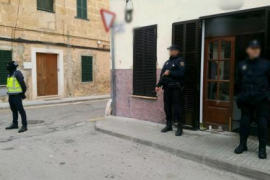 Ten arrests in Manacor drugs operation