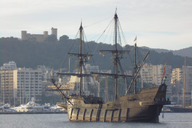 Replica Spanish Galleon In Palma