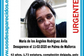 Disabled Woman Missing