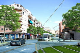 Government wants Aena to co-finance airport tram project
