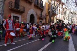 Palma ready for its Carnival parades