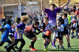 Rugby Day in Son Roca
