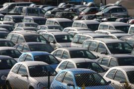 The five main car-rental firms generate 256 million euros
