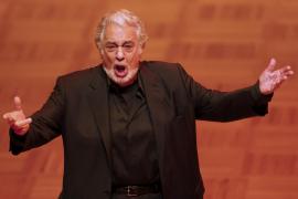 Opera singer Domingo