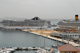 Ports authority agrees to Palma cruise ship regulations