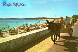 Cala Millor's tourism history in photos