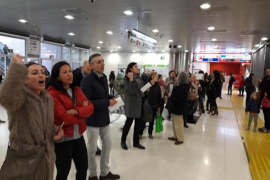 Anger over lack of trains in Palma