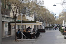 Ignoring the new terrace rules in Palma could be costly