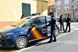 Arrest in Palma for posing as a National Police officer