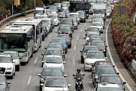 Traffic on Majorca's main roads increased 3.5% in 2019
