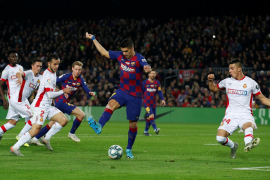 Real Mallorca v Barcelona to be played behind closed doors