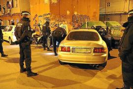Crackdown on crime in Camp Redo