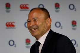 God save Eddie Jones
