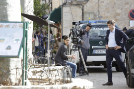 The Tramuntana, the grand setting for filming