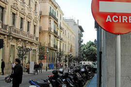 Incorrect fines for breaches of Palma restricted traffic zones regulations