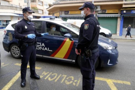 First arrest for disobeying Covid-19 restrictions in Palma