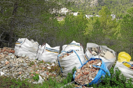 Montport in Puerto Andratx has become a rubbish dump