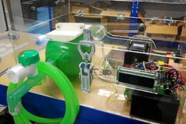 3D printers to the rescue!