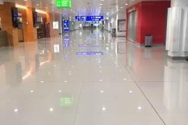 Facilities close at Balearic Airports