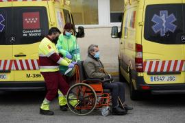 Spanish coronavirus cases overtake China