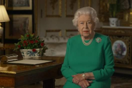 "The Queen: ""We will meet again"""