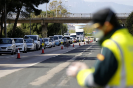 Traffic controls being stepped up over Easter