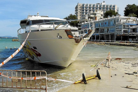 Scrapping of Son Maties yacht to start next week