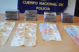Drugs arrests in Minorca